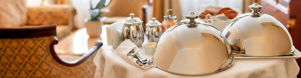 Découvrez nos hôtels proposant le Room Service