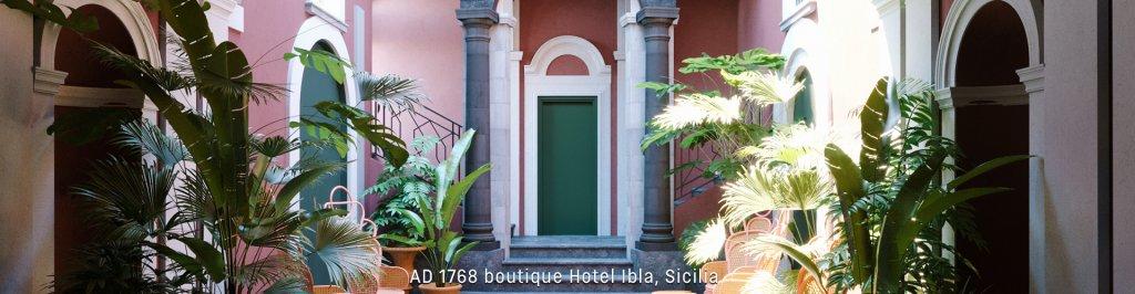 AD 1768 BOUTIQUE HOTEL IBLA