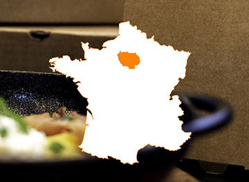 Découvrez nos services de vente à emporter et livraison à domicile en Île-de-France