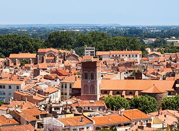 Nos hôtels et restaurants en Occitanie