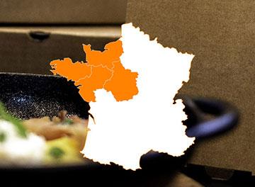 Découvrez nos services de vente à emporter et livraison à domicile dans le Nord-Ouest
