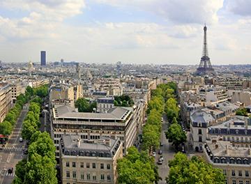 Pour vos achats de noël, optez pour un week-end shopping dans l'un de nos établissements parisiens ...