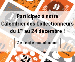 Participez à notre calendrier des Collectionneurs !