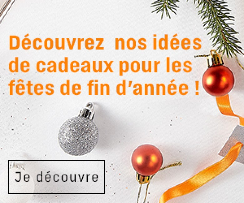 Nos idées de cadeaux pour les fêtes de fin d'année !