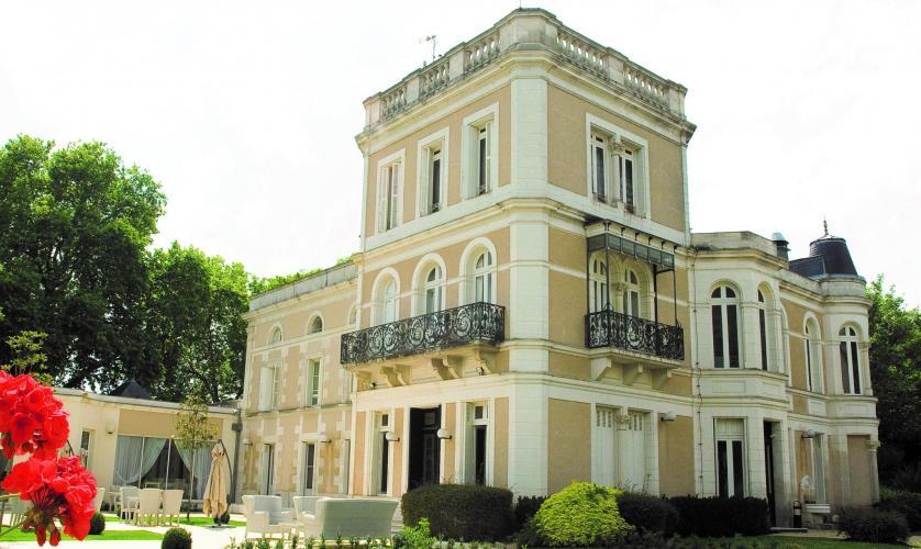 Château du Clos de la Ribaudière & Spa-2
