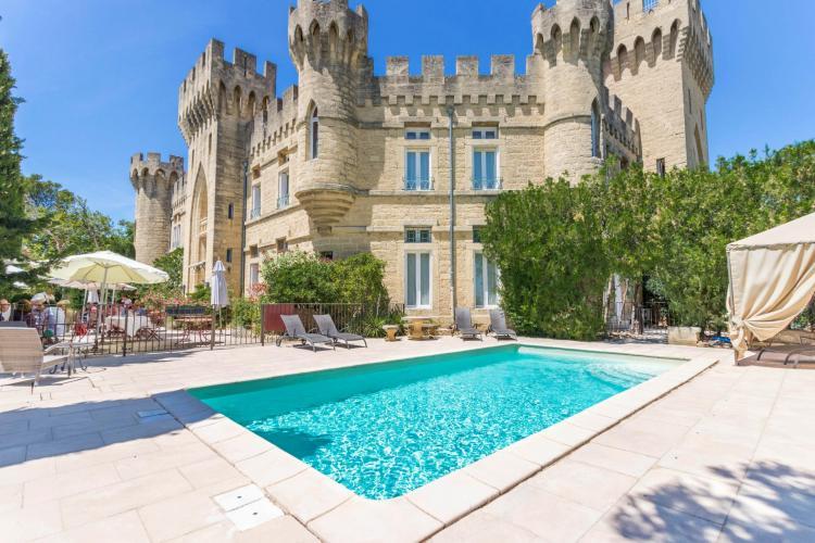 Hostellerie du Château des Fines Roches-1