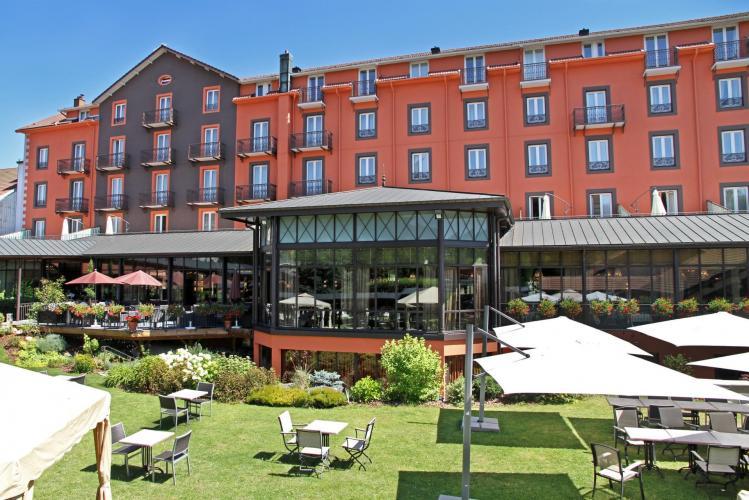 Le Grand Hôtel & SPA et son Chalet-1