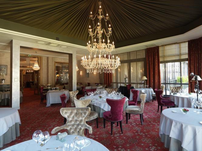 Le Grand Hôtel & Spa et son Chalet-11