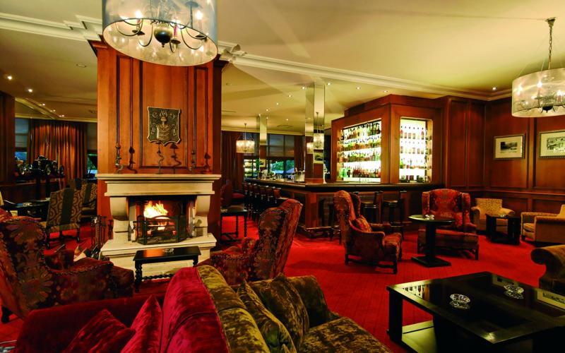 Le Grand Hôtel & Spa et son Chalet-12