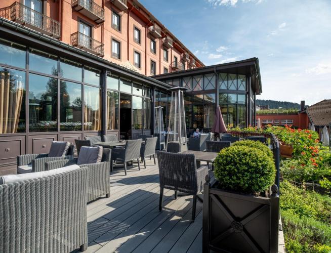 Le Grand Hôtel & Spa et son Chalet-13