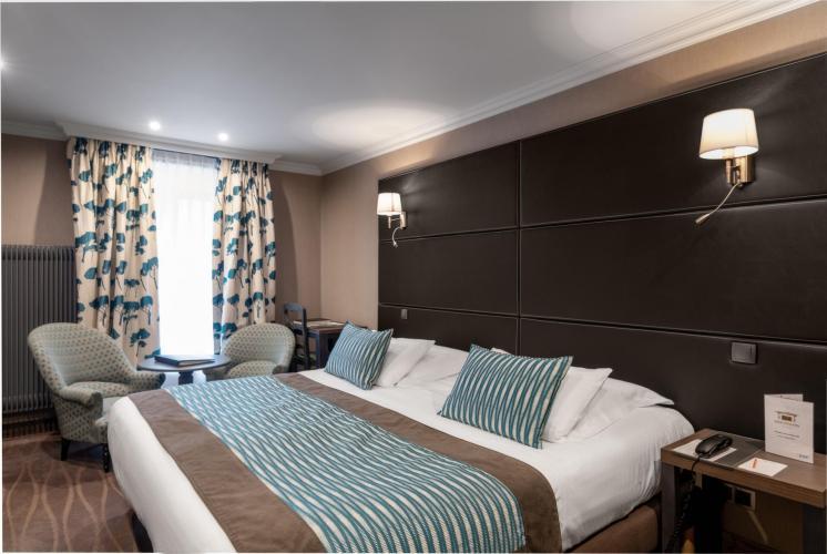 Le Grand Hôtel & SPA et son Chalet-16