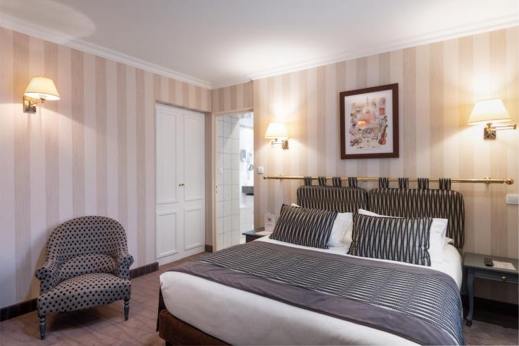 Le Grand Hôtel & SPA et son Chalet-17