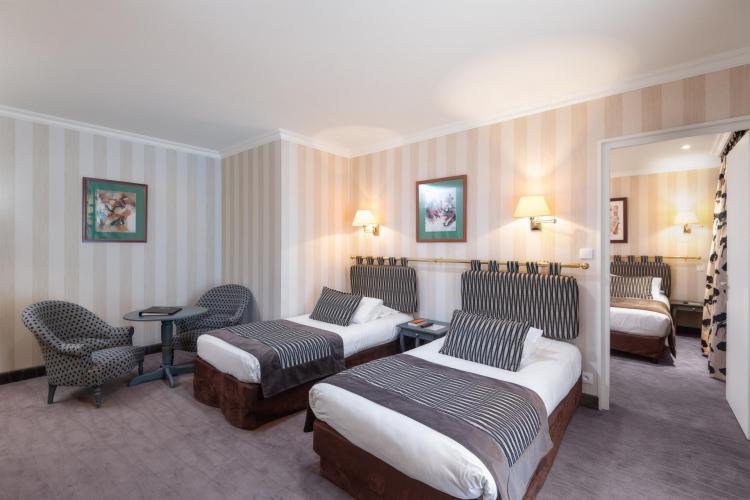 Le Grand Hôtel & Spa et son Chalet-20