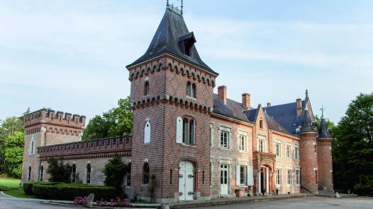 L'Hostellerie du Château les Muids