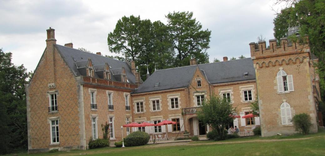 L'Hostellerie du Château les Muids-1