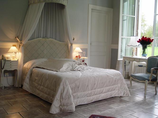 L'Hostellerie du Château les Muids-2