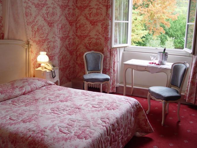 L'Hostellerie du Château les Muids-3