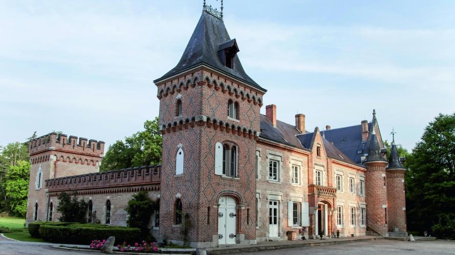 L'Hostellerie du Château les Muids-10