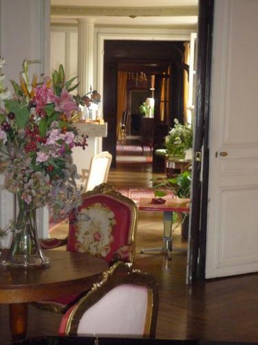 L'Hostellerie du Château les Muids-13