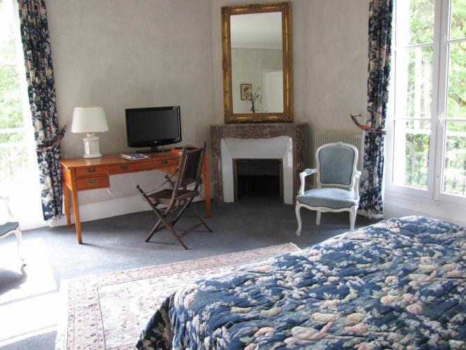 L'Hostellerie du Château les Muids-14