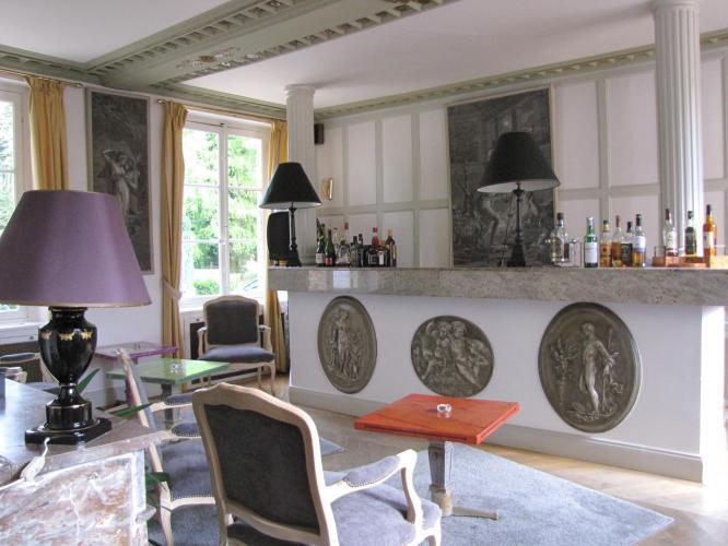 L'Hostellerie du Château les Muids-16