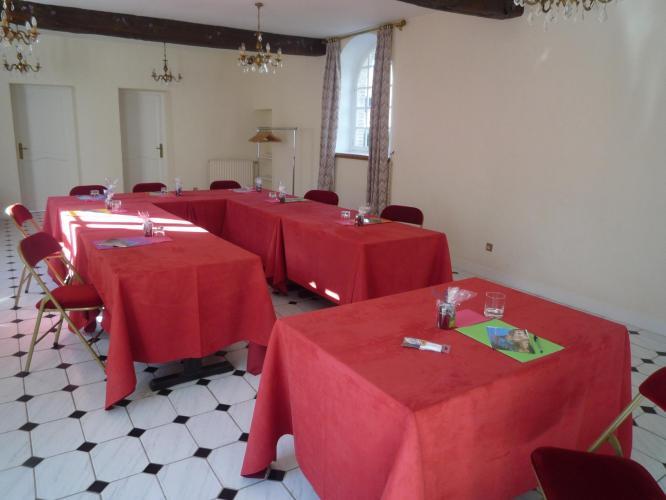 L'Hostellerie du Château les Muids-6