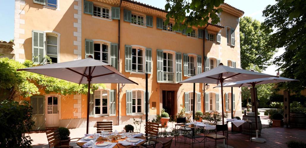 Hostellerie de l'Abbaye de la Celle-1