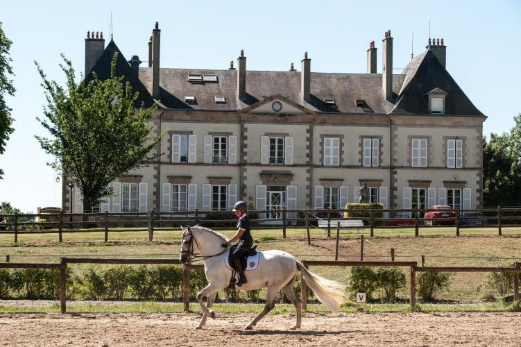 Château d'Ygrande-24