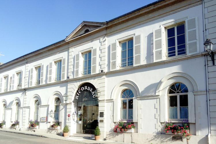 Hôtel-Restaurant Ricordeau-8