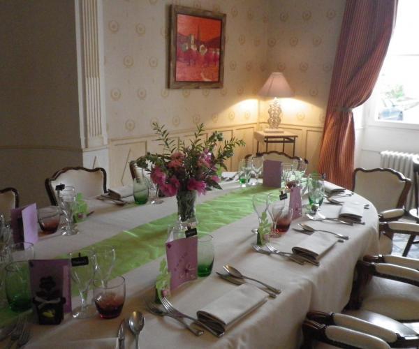 Hôtel-Restaurant Ricordeau-14