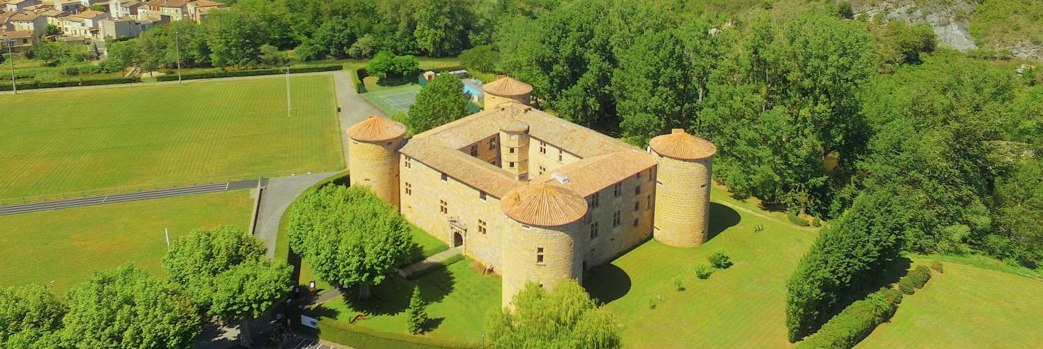 Château des Ducs de Joyeuse-1