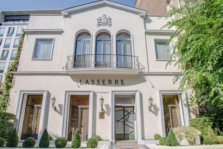 Restaurant Lasserre-1