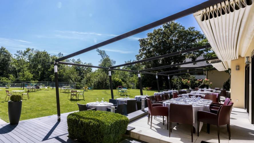 Hôtel Restaurant BAUD-1