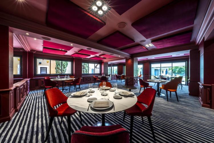 Hôtel Restaurant BAUD-2