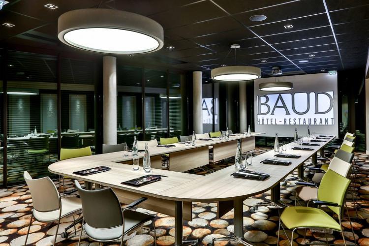 Hôtel Restaurant BAUD-14