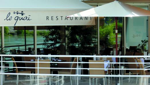 Le Quai Brasserie Restaurant