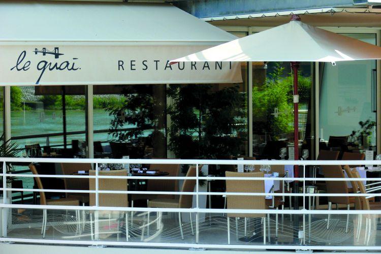 Le Quai Brasserie Restaurant-1