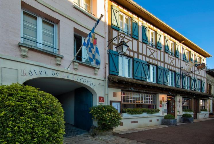 Hôtel La Licorne & SPA-1