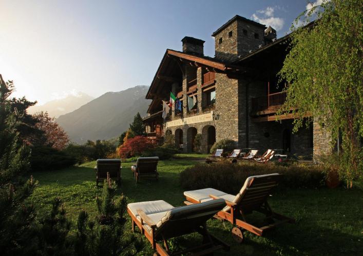Relais Mont Blanc Hotel & SPA-2