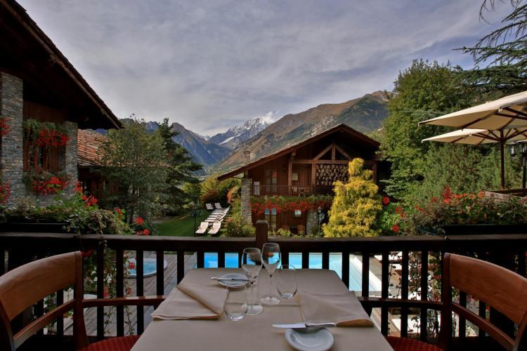 Relais Mont Blanc Hotel & SPA-15