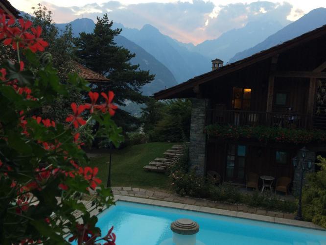 Relais Mont Blanc Hotel & SPA-16
