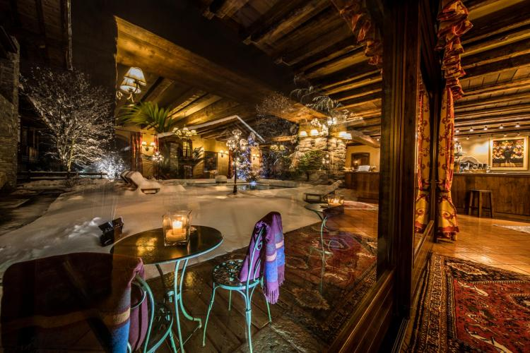 Relais Mont Blanc Hotel & SPA-18