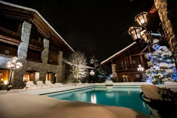 Relais Mont Blanc Hotel & SPA-20