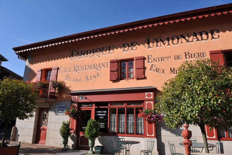 L'Ancienne Auberge 1900-1