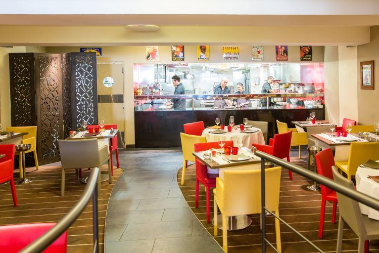 L'Entracte, La Brasserie de Grégory -11