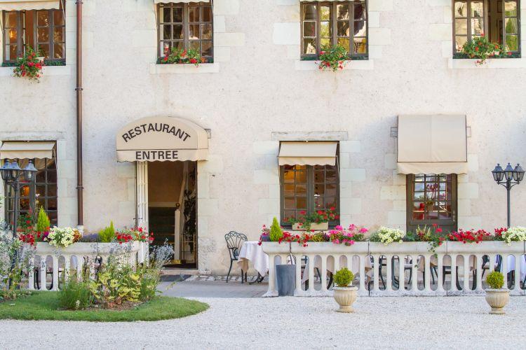 Restaurant L'Orangerie du Château-1