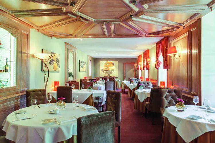 Restaurant L'Orangerie du Château-4