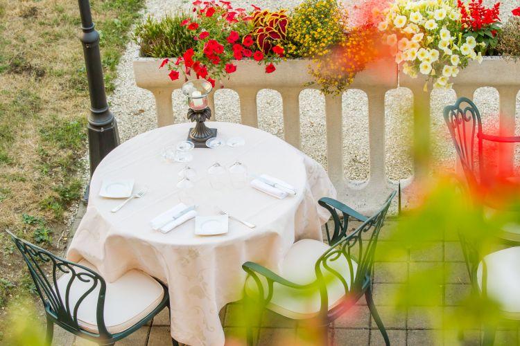 Restaurant L'Orangerie du Château-7