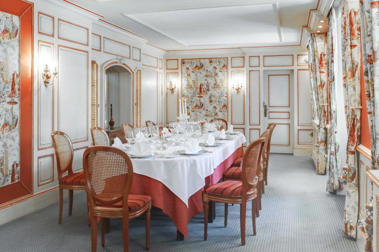 Restaurant L'Orangerie du Château-9