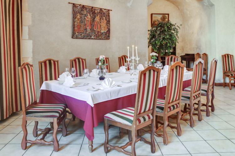 Restaurant L'Orangerie du Château-11